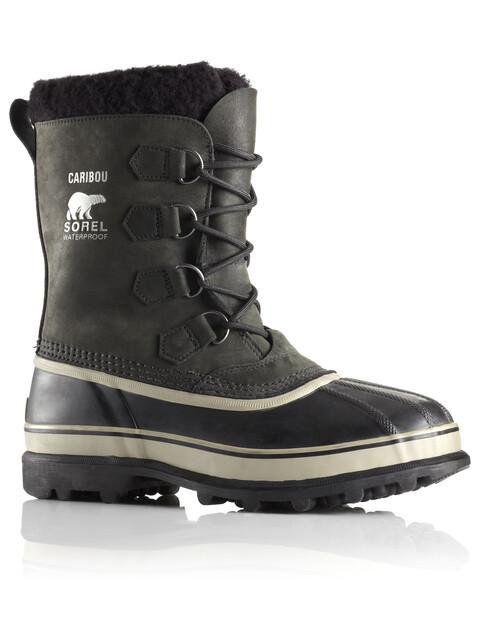 Sorel Caribou Boots Men Black/Tusk